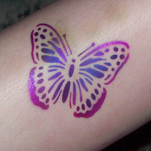 Airbrush Tattoo Design Ideas Pictures Gallery