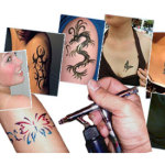 Airbrush Tattoo Design7 150x150 - 100's of Airbrush Tattoo Design Ideas Pictures Gallery