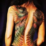 Angel Wings Tattoo Design10 150x150 - 100's of Angel Wings Tattoo Design Ideas Pictures Gallery