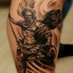 Archangel Tattoo Design6 150x150 - 100's of Archangel Tattoo Design Ideas Pictures Gallery