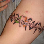 Celtic Band 3 150x150 - 100's of Celtic Band Tattoo Design Ideas Pictures Gallery