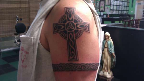 100's of Celtic Band Tattoo Design Ideas Pictures Gallery