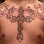 Celtic Cross 10 150x150 - 100's of Celtic Cross Tattoo Design Ideas Pictures Gallery