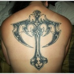 Celtic Cross 2 150x150 - 100's of Celtic Cross Tattoo Design Ideas Pictures Gallery