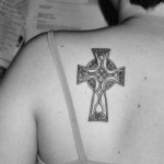 Celtic Cross 7 150x150 - 100's of Celtic Cross Tattoo Design Ideas Pictures Gallery