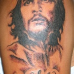 Che Guevara 3 150x150 - 100's of Che Guevara Tattoo Design Ideas Pictures Gallery