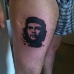 Che Guevara 4 150x150 - 100's of Che Guevara Tattoo Design Ideas Pictures Gallery