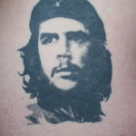Che Guevara 6 150x150 - 100's of Che Guevara Tattoo Design Ideas Pictures Gallery