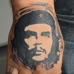 Che Guevara 8 150x150 - 100's of Che Guevara Tattoo Design Ideas Pictures Gallery
