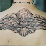 Cherub 2 150x150 - 100's of Cherub Tattoo Design Ideas Pictures Gallery