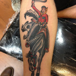 Cowboy 5 150x150 - 100's of Cowboy Tattoo Design Ideas Pictures Gallery