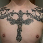 Crucifix 2 150x150 - 100's of Crucifix Tattoo Design Ideas Pictures Gallery