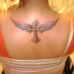 Crucifix 5 150x150 - 100's of Crucifix Tattoo Design Ideas Pictures Gallery