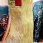 Darth Vader 11 150x150 - 100's of Darth Vader Tattoo Design Ideas Pictures Gallery
