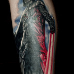 Darth Vader 12 150x150 - 100's of Darth Vader Tattoo Design Ideas Pictures Gallery
