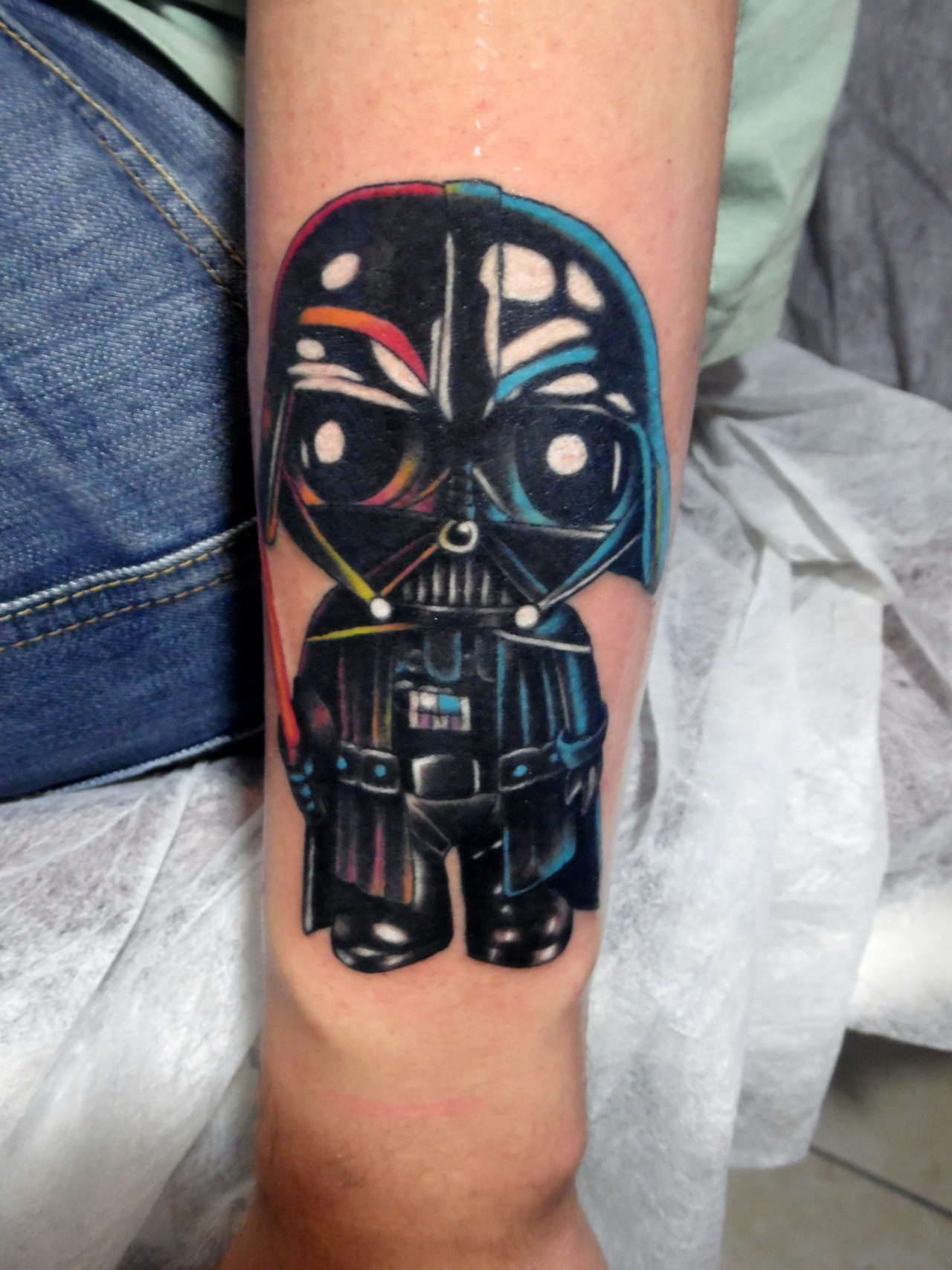 100 S Of Darth Vader Tattoo Design Ideas Pictures Gallery
