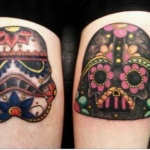Darth Vader 3 150x150 - 100's of Darth Vader Tattoo Design Ideas Pictures Gallery