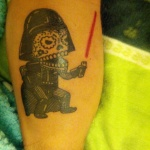 Darth Vader 6 150x150 - 100's of Darth Vader Tattoo Design Ideas Pictures Gallery