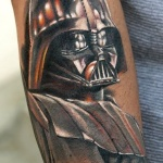 Darth Vader 9 150x150 - 100's of Darth Vader Tattoo Design Ideas Pictures Gallery