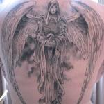 Death 10 150x150 - 100's of Death Tattoo Design Ideas Pictures Gallery