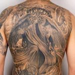 Death 12 150x150 - 100's of Death Tattoo Design Ideas Pictures Gallery