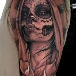 Death 4 150x150 - 100's of Death Tattoo Design Ideas Pictures Gallery