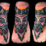 Demon 5 150x150 - 100's of Demon Tattoo Design Ideas Pictures Gallery