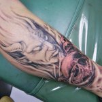 Devil 3 150x150 - 100's of Devil Tattoo Design Ideas Pictures Gallery