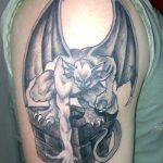 Devil 5 150x150 - 100's of Devil Tattoo Design Ideas Pictures Gallery