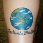 Earth Tattoo Design8 150x150 - 100's of Earth Tattoo Design Ideas Pictures Gallery
