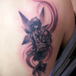 Elf Tattoo Design Ideas Pictures Gallery