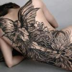 Fairy 11 150x150 - 100's of Fairy Tattoo Design Ideas Pictures Gallery