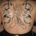 Fairy 2 150x150 - 100's of Fairy Tattoo Design Ideas Pictures Gallery