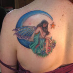 Fairy 3 150x150 - 100's of Fairy Tattoo Design Ideas Pictures Gallery
