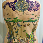 Fairy 5 150x150 - 100's of Fairy Tattoo Design Ideas Pictures Gallery
