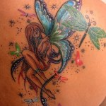 Fairy 7 150x150 - 100's of Fairy Tattoo Design Ideas Pictures Gallery