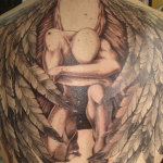Fallen Angel Tattoo design7 150x150 - 100's of Fallen Angel Tattoo Design Ideas Pictures Gallery