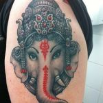 Ganesh Tattoo Design Ideas Pictures Gallery