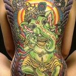 Ganesh 3 150x150 - 100's of Ganesh Tattoo Design Ideas Pictures Gallery