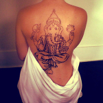 Ganesh 9 150x150 - 100's of Ganesh Tattoo Design Ideas Pictures Gallery