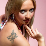 Girl Angel Tattoo3 150x150 - 100's of Girl Angel Tattoo Design Ideas Pictures Gallery