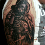 Gladiator 2 150x150 - 100's of Gladiator Tattoo Design Ideas Pictures Gallery