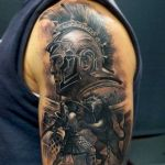Gladiator 8 150x150 - 100's of Gladiator Tattoo Design Ideas Pictures Gallery