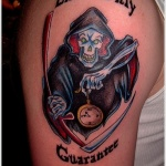 Grim Reaper 11 150x150 - 100's of Grim Reaper Tattoo Design Ideas Pictures Gallery