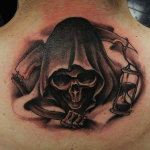 Grim Reaper 5 150x150 - 100's of Grim Reaper Tattoo Design Ideas Pictures Gallery
