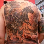 Grim Reaper 9 150x150 - 100's of Grim Reaper Tattoo Design Ideas Pictures Gallery