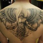 Guardian Angel Tattoo Design Ideas Pictures Gallery