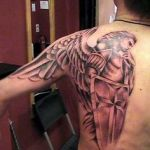 Guardian Angel Tattoo10 150x150 - 100's of Guardian Angel Tattoo Design Ideas Pictures Gallery