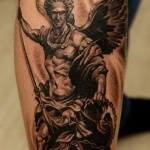 Guardian Angel Tattoo2 150x150 - 100's of Guardian Angel Tattoo Design Ideas Pictures Gallery