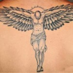 Guardian Angel Tattoo4 150x150 - 100's of Guardian Angel Tattoo Design Ideas Pictures Gallery